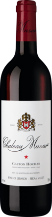 Chateau Musar Red Bekaa Valley 1998