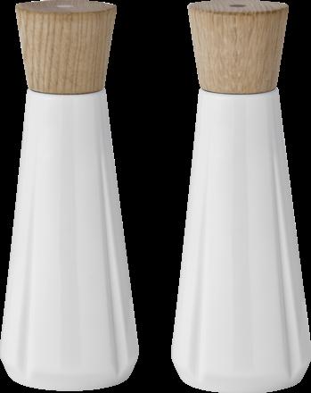 Grand Cru Pfeffer- und Salzmühle Porzellan