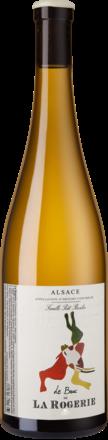Le Bouc Pinot Blanc Alsace AOP 2018
