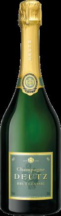 Champagne Deutz Classic Brut, Champagne AC, Geschenketui