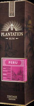 Plantation Rum 2006 Vintage Edition Peru, 0,7 L, 43,1% Vol. in Etui