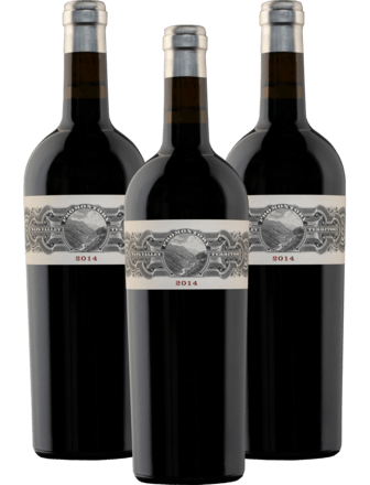 Promontory Red Napa Valley, 3er Holzkiste 2014