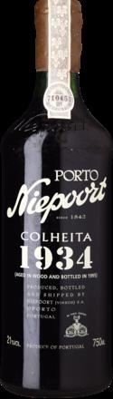 Niepoort Colheita Port Douro DOC, 21,0 % Vol., 0,75 L 1934