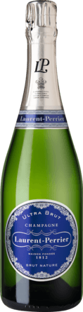 Champagne Laurent-Perrier Ultra Brut Brut, Champagne AC, Geschenketui