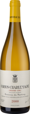 Bonneau du Martray Corton-Charlemagne Corton-Charlemagne Grand Cru AOP 2000