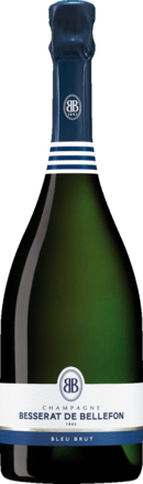 Champagne Besserat de Bellefon Bleu Brut, Champagne AC