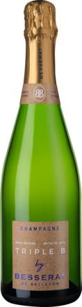 Champagne Besserat de Bellefon Triple B Brut, Champagne AC