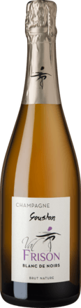 Champagne Val Frison Goustan Brut Nature, Champagne AC