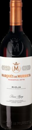 Marqués de Murrieta Rioja Reserva Rioja DOCa 2016