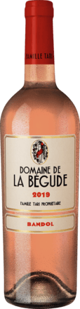 Domaine de La Bégude Rosé Bandol AOP 2019