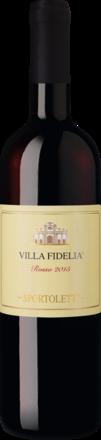 Villa Fidelia Rosso Umbria IGP 2015