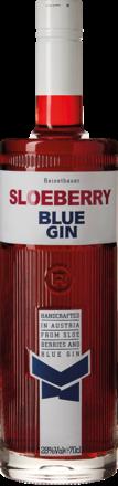Reisetbauer Sloeberry Blue Gin 28 % vol. 0,7 L