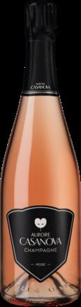 Champagne Aurore Casanova rosé Brut, Champagne AC