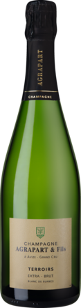Champagne Agrapart Terroirs Blanc de Blancs Extra Brut, Champagne AC