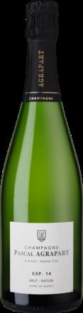 Champagne Agrapart Expérience Blanc de Blancs Brut Nature, Champagne AC 2014