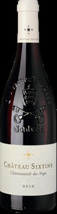 Château Sixtine Châteauneuf-du-Pape AOP 2018