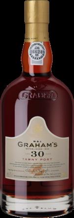 Graham's 30 Years old Tawny Port Vinho do Port DOC, 20,0 % Vol., 0,75 L in Gepa