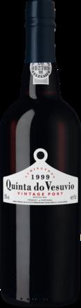 Quinta do Vesuvio Vintage Port Vinho do Port DOC, 20,0 % Vol., 0,75 L 1999