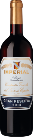 CVNE Imperial Gran Reserva Rioja DOCa 2014