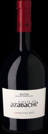Fincas de Azabache Garnacha Rioja DOCa 2017