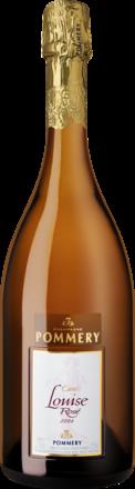Champagne Pommery Cuvée Louise rosé Brut, Champagne AC 2004