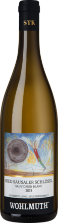 Sausaler Schlössl Sauvignon Blanc Trocken, Südsteiermark DAC 2019