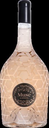 Muse de Miraval Grande Cuvée Rosé Côtes de Provence AOP, Magnum 2020