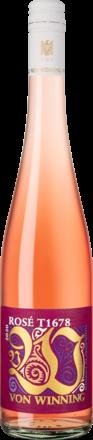 Von Winning Rosé T 1678 Trocken, Pfalz 2020
