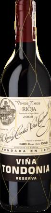 Tondonia Rioja Reserva Rioja DOCa 2008