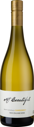 Mt Beautiful Chardonnay North Canterbury 2018