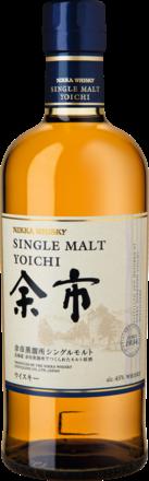 Nikka Yoichi Single Malt Whisky Japan, 0,7 L, 45% Vol.
