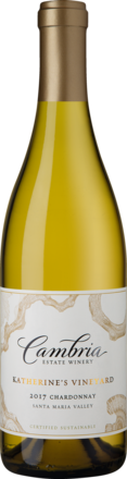 Katherine's Vineyard Chardonnay Santa Maria Valley Ava California 2017