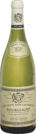 Louis Jadot Couvent des Jacobins Blanc Bourgogne Blanc AOP 2019