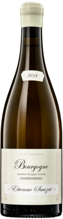 Etienne Sauzet Bourgogne Chardonnay Bourgogne Blanc AOP 2018