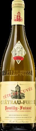 Château Fuissé Tête de Cuvée Pouilly-Fuissé AOP 2018