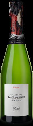 Champagne La Rogerie Heroïne Millésimé Extra Brut, Champagne Grand Cru AC 2012