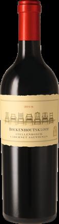 Boekenhoutskloof Cabernet Sauvignon WO Stellenbosch 2018