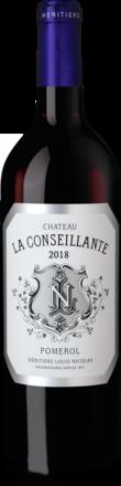 Château La Conseillante Pomerol AOP 2018