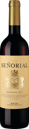 Señorial Rioja Reserva Rioja DOCa 2015