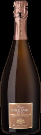 Marie Ambal Rosé Crémant de Bourgogne AOP, Brut