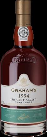 Graham's Colheita Single Harvest The Apprentice Vinho do Port DOC, 20,0 % Vol., 0,75 L in Gepa 1994