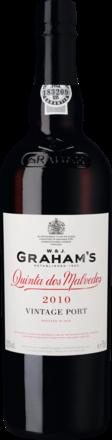 Graham's Quinta dos Malvedos Vintage Port Vinho do Port DOC, 20,0 % Vol., 0,75 L 2010