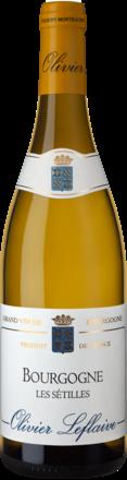 Olivier Leflaive Les Sétilles Bourgogne Blanc AOP 2019