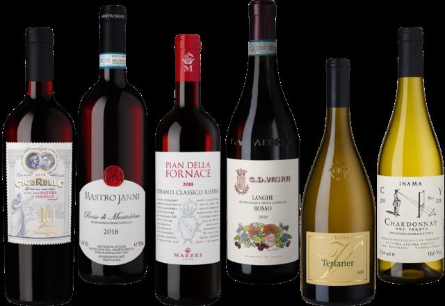 Weinpaket Italien 6 Fl.