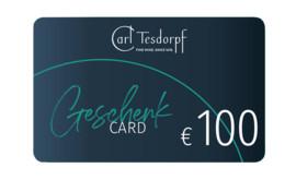 Geschenk Card 100 Euro