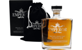 Emperor Private Collection Rum Mauritius, 0,7 L, 42% Vol.