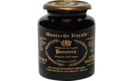 Pommery Senf Royale mit Cognac Steinguttopf, 500 g