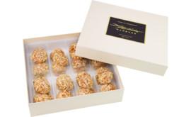 Rotspon-Makronen Geschenkverpackung, 400 g