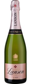 Champagne Lanson Rosé Brut, Champagne AC, Geschenketui