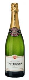 Champagne Taittinger Réserve Brut, Champagne AC, Geschenketui